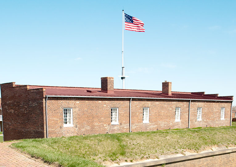 Baltimore Fort Mchenry Maryland
