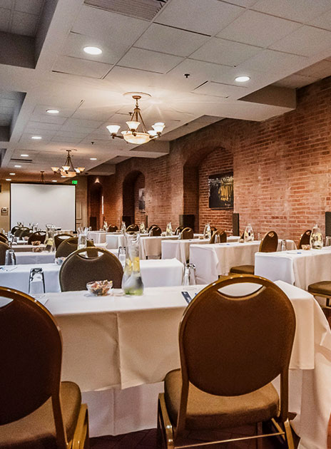 Meetings & Social Events at Inn at Henderson's Wharf Baltimore, Maryland
