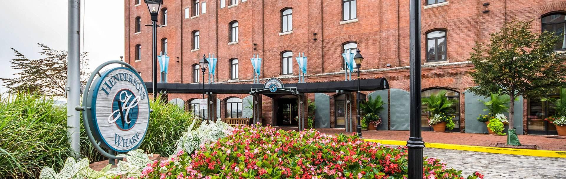 Inn at Henderson's Wharf Fells Point Baltimore