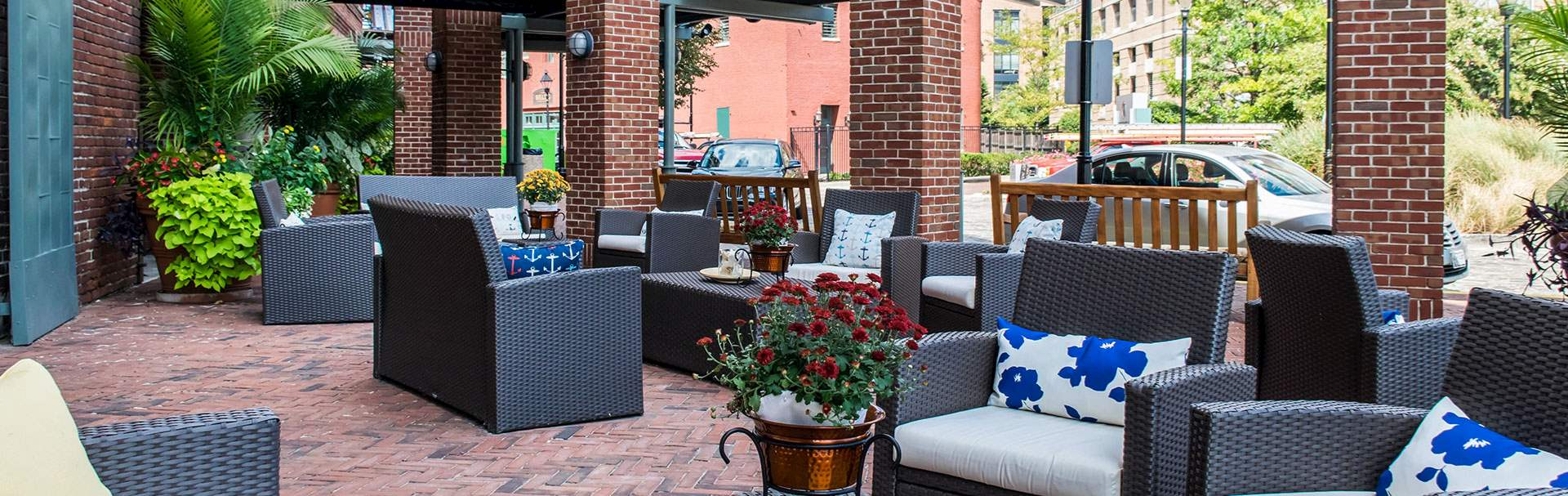 Inn at Henderson's Wharf Fells Point Baltimore