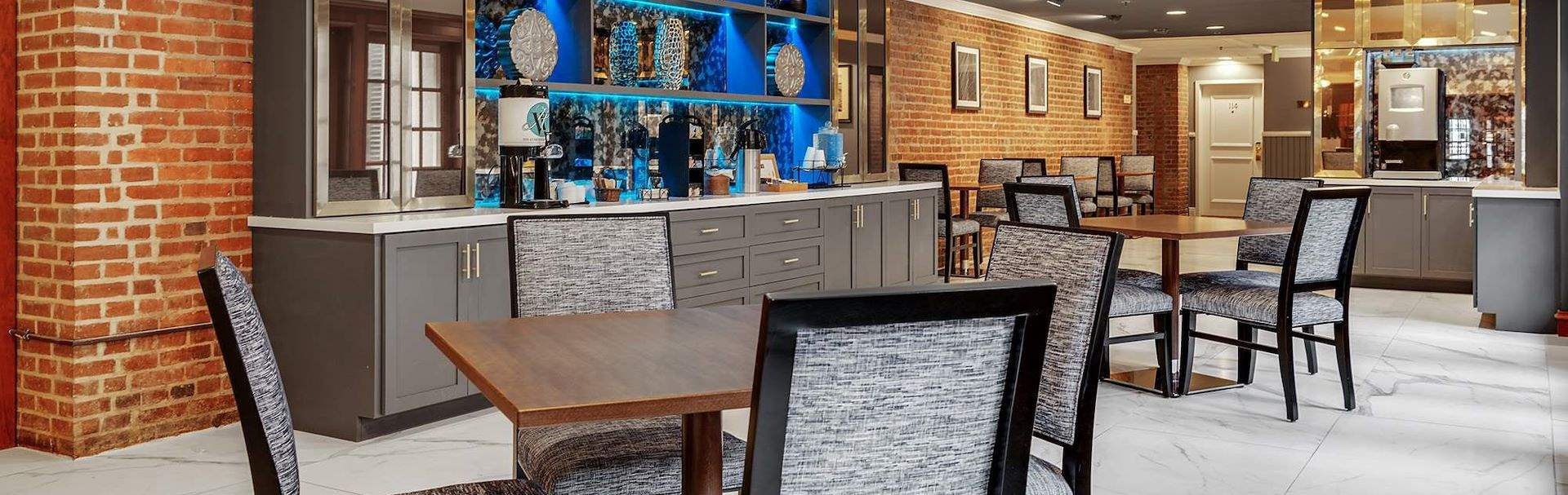 Services + Amenities at Inn at Henderson's Wharf Baltimore Maryland