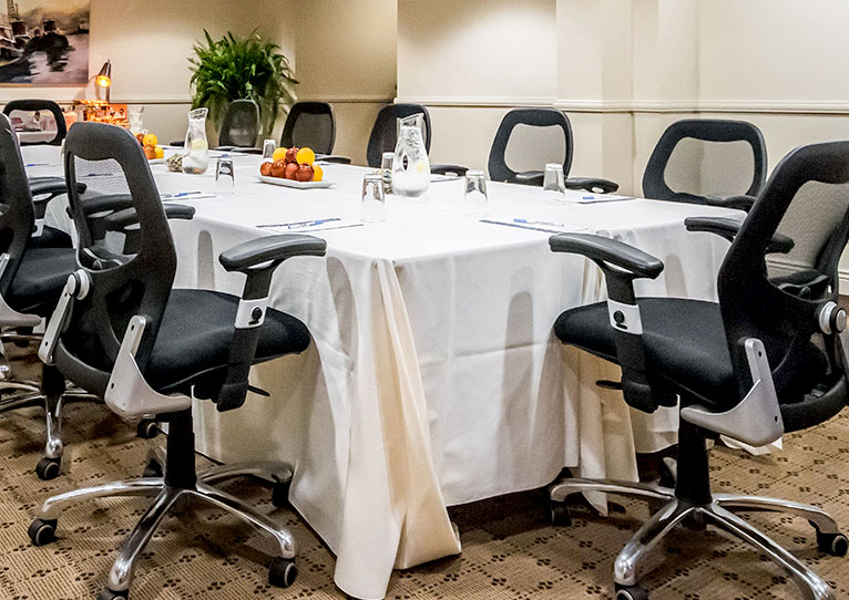 Inn at Henderson's Wharf Baltimore Maryland Meeting Room Package
