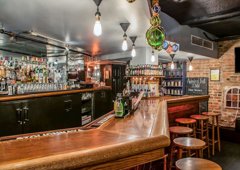 Tavern at the Admiral at Henderson's Wharf Baltimore, Maryland