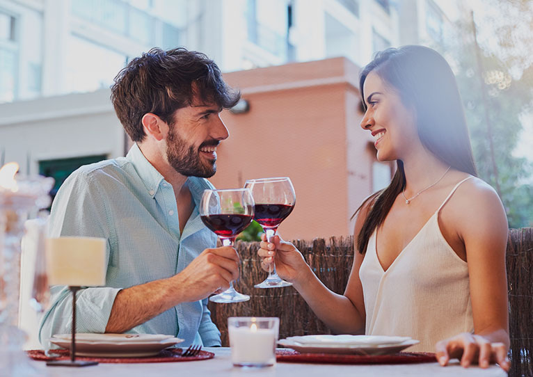 Baltimore Maryland Points South Wine Paring Package