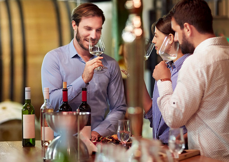 Baltimore Maryland Wine on the Wharf Package