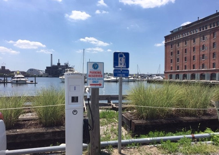 Electric Vehicle Charger
