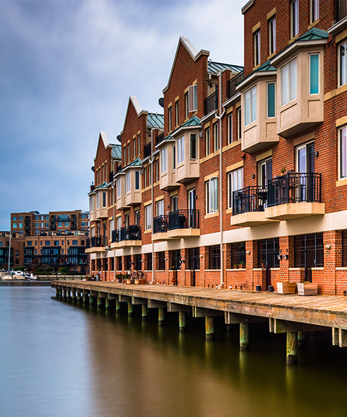 Baltimore Fells Point​ Maryland