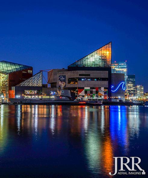 Baltimore National Aquarium Maryland