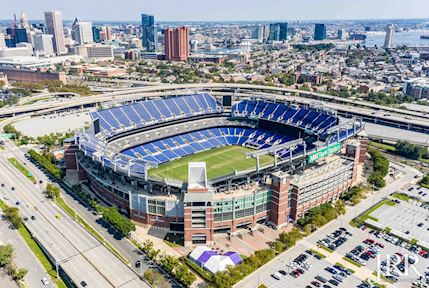Baltimore M&T Bank Stadium​​ Maryland