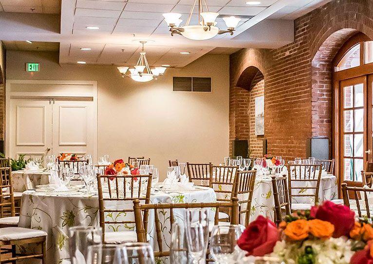 Weddings at Hendersons Wharf Baltimore, Maryland